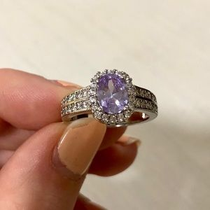 Sterling Silver Ring - Size 7